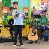 Brasília, DF — Durante a abertura da nova edição do Fórum Internacional dos Soldadinhos de Deus, da LBV, as crianças cantaram e dançaram.