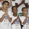 Rio de Janeiro, RJ — Nas ações da Religião do Amor Fraterno, meninas e meninos aprendem, com linguagem adequada às suas faixas etárias, os ensinamentos de Jesus, o Pedagogo Celeste.