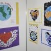 Rio de Janeiro, RJ —Além de outras produções artísticas, desenhos e artesanatos foram feitos pelos Soldadinhos de Deus durante as Aulas de Moral Ecumênica e expostos na Igreja Ecumênica.