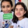 Belo Horizonte, MG —Todas as crianças presentes no eventoescreverama Carta ao Futuro.