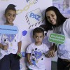 Rio de Janeiro, RJ —As famílias levaram os pequenos para aprender e ser protagonistas de importantes reflexões sobre temas que fazem a diferença no cotidiano de suas vidas.