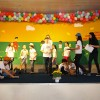 """Curitiba, PR —Você gosta de teatro? Nossas crianças adoram encenar histórias que retratem a importância dos bons valores. Na foto, elas representam a peça teatral """"As crianças e os Construtores da Paz""""."""