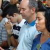 Goiânia, GO – No Encontro Ecumênico, famílias recebem o fortalecimento espiritual para conviver com as diferenças dentro do lar.