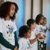 Petrópolis, RJ —As reflexões incentivam os pequenos a levarem uma postura de Paz aos ambientes onde convivem. =)