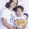 Rio de Janeiro, RJ — Mamãe Pauline Lima e seu filho, o Soldadinho de Deus Gustavo Lima, marcam presençano14ºFórum Internacional dos Soldadinhos de Deus, da LBV.