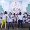 Rio de Janeiro, RJ —O Coral Ecumênico Infantil Boa Vontadeabrilhantou a solenidade, interpretando diversas Músicas Legionárias.