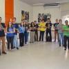 Belo Horizonte, MG - O maestro legionário Vanderlei Pereira aplicou a oficina de