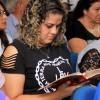 Santo Antônio do Jardim, SP—Na oportunidade, foi realizado o estudo do Evangelho-Apocalipse deJesus, o Cristo Ecumênico, em Espírito e Verdade à luz doSeu Novo Mandamento.