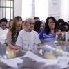 Nova Iguaçu, RJ–O ponto alto da programação foi a realização da poderosa Corrente Ecumênica de Prece, na qual as famílias elevaram ao Divino Mestre a súplicapelo bem de sua casa e pela força para perseverar na felicidade do lar.
