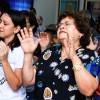 Santo Antônio do Jardim, SP— Momentos de muita Unção Espiritual foram vividos pelos Cristãos do Novo Mandamento de Jesus presentes no evento.