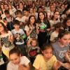 São Paulo, SP— Sessão solene do 42º Fórum Internacional do Jovem Ecumênico da Boa Vontade de Deus homenageia Paiva Netto pelos seus 61 anos de trabalho em favor do Bem.