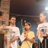 São Paulo, SP — No Altar Sagrado da Religião do Novo Mandamento, cada jovem proferiu o Juramento de Fidelidade com a missão da Religião do Amor Universal.