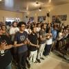 São Paulo, SP — Vistal parcial do público presente naMasterclass Música Legionária — A Arte de Vencer com Jesus!.