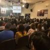 São Paulo, SP— Vista parcial do público presente na Masterclass Música Legionária — A Arte de Vencer com Jesus!.
