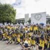 São Paulo, SP —Neste ano, mais de 22 mil kits chegarão às mãos de estudantes das escolas da LBV, de meninas e meninos que participam dos programas nos Centros Comunitários de Assistência Social da Instituição e de atendidos por organizações parceiras dela.