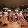 """São Paulo/SP —A alegria do afoxé e do maracatu, ritmos que dão o tom da música-tema """"Brado de Paz"""", animou as famílias, com a alto-astral firmado em Jesus!"""