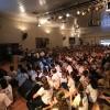 São Paulo,SP —Vista parcial do público que acompanha atentamente as palavras do criador do Fórum, o educador Paiva Netto.