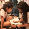 São Paulo, SP —As reflexões incentivam os pequenos a levarem uma postura de Paz aos ambientes onde convivem. =)