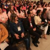 QUINTA-FEIRA, 27 —Centenas de docentes,estudantes,pesquisadores, profissionais de áreas ligadas à Educação acompanham o ciclo de palestras da 17ª edição do Congresso de Educação da LBV.
