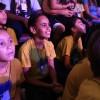 """São Paulo, SP — Os sorrisos foram a marca registrada do espetáculo musical """"Os Milagres de Jesus"""". =D"""