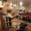 QUINTA-FEIRA, 27 — Congressistas superlotam o Espaço Cultural Ecumênico da Religião Divina, na abertura do 17º Congresso Internacional de Educação, da LBV. O evento ocorre em São Paulo/SP, de 26 a 28 de julho e reúne educadores de todas as regiões do Brasil e também do exterior.