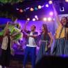 """São Paulo, SP — A animação do espetáculo musical """"Os Milagres de Jesus"""", contagiava as crianças e suas famílias. =D"""