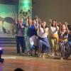 São Paulo, SP — As apresentações estavam repletas dedanças, músicas emuita alegria e animação. =D
