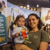 São Paulo, SP — As crianças e os pais se alegraram na abertura do 17º Fórum Internacional dos Soldadinhos de Deus, da LBV.