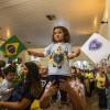 São Paulo, SP — As crianças acompanharam tudo com muita atenção e animação. ♥