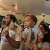 São Paulo, SP — As crianças acompanhavam tudo com atenção e curiosidade.