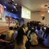 São Paulo, SP — Sessão solene com o educador Paiva Netto encerra com chave de ouro a abertura do 17ª Fórum Internacional dos Soldadinhos de Deus, da LBV.