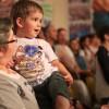 SÃO PAULO, SP — Com muita alegria, as famílias se reuniram na abertuda do 16º Fórum Internacional das Soldadinhos de Deus, da LBV.