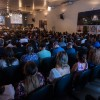 SÃO PAULO, SP — Vista parcial do público que superlotou a Igreja Ecumênica da Religião Divina no bairro do Bom Retiro, SP.