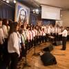 SÃO PAULO, SP — Abrilhantando e emocionando o público, o Coral Ecumênico Boa Vontade interpretou diversas Músicas Legionárias em homenagem a Maria Santíssima.