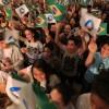 São Paulo, SP — A Verdadeira Felicidade, aquela que nasce no coração do ser humano integrado em Deus, toma conta dos presentes no 42º Fórum Internacional do Jovem Ecumênico da Boa Vontade de Deus.