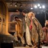 Apresentações teatrais e de dança, em que os jovens expressam por meio da arte a abrangência universal dos ensinamentos do Divino Mestre. Foto : Divulgação