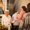 SÃO PAULO, SP — Na ocasião, todas as mulheres de Boa Vontade receberam flores. =)