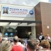ADAMANTINA, SP — Alegria sem baixaria! Muitas pessoas de Fé Realizantecompareceram à inauguração das novas instalações da Religião Divina na cidade.