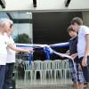 ADAMANTINA, SP — As diversas gerações se unem durante a inauguração das novas instalações da Religião Divina na cidade do interior paulista.