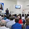 ADAMANTINA, SP — Vista parcial dos Cristãos do Novo Mandamento de Jesus que marcaram presença na Igreja Ecumênica da Religião Divina.