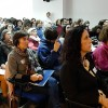 Porto, Portugal — Vista parcial do público presente na abertura do 20º Congresso Internacional de Educação da LBV.