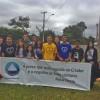 Brasília, DF — Próximo ao Templo da Boa Vontade (SGAS 915), os jovens se reuniram para promover aos motoristasuma mensagem fraterna da Religião de Deus, do Cristo e do Espírito Santo.