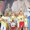 Salvador, BA — As crianças cantaram e dançaram durante este evento especial. =D