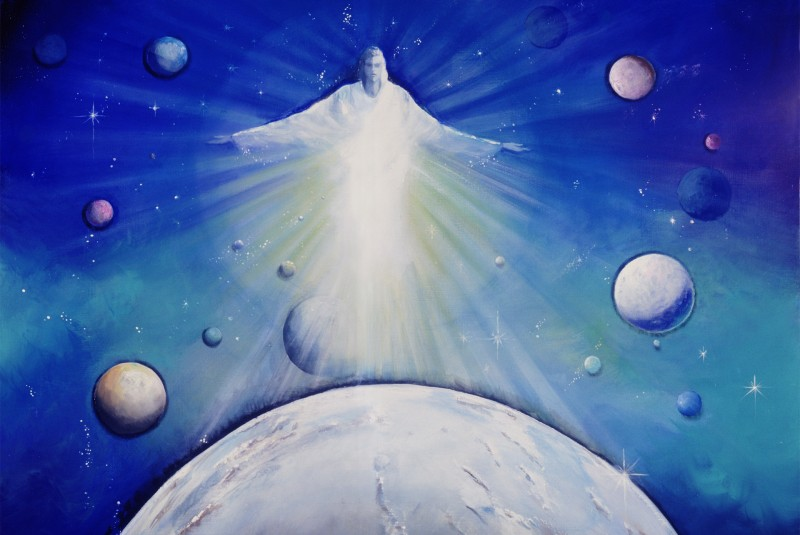 Resultado de imagem para Volta de Jesus e Família Humanidade