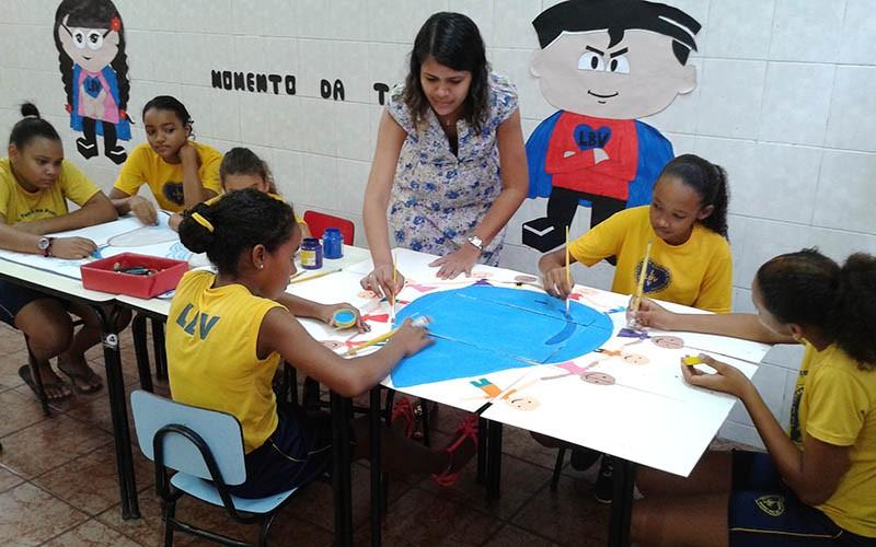 Em Ipatinga Lbv Celebra Dia Mundial Da água Com Atividades Lúdicas