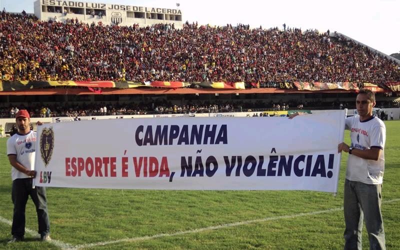 Promover A Paz No Esporte é Exercer A Cidadania