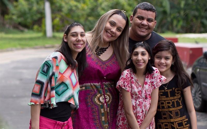 Yo con una brasilena - 1 part 6