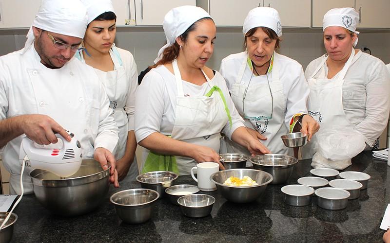Centro de formaci n profesional lbv argentina for Formacion profesional cocina