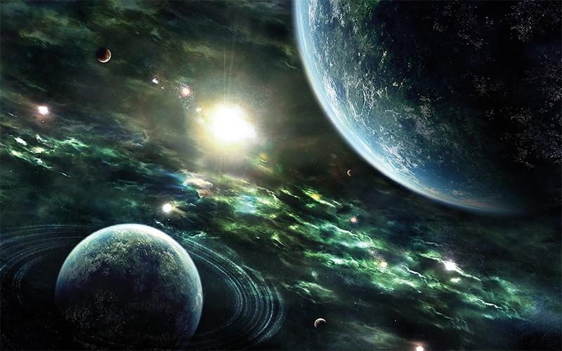 Excepcional É possível haver vida em outros planetas? FF51