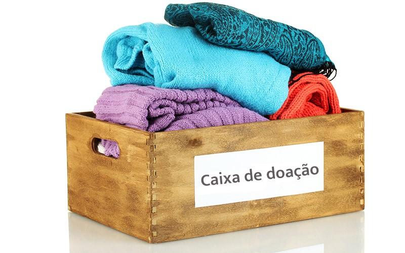 8d2c60879e Quando você faz a doação de roupas usadas no RJ você veste e investe em  alguém
